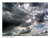Un assaut de cumulus