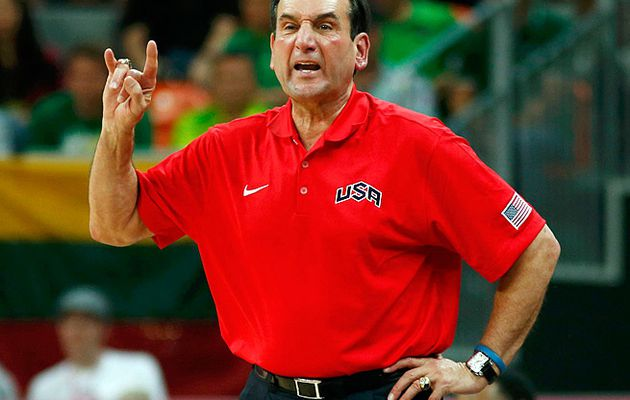 Mike Krzyzewski to return as USA Basketball coach