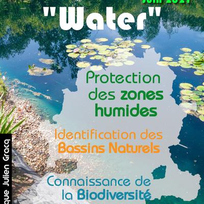 """Du 28 mai  au 30 juin exposition """"Water"""" à la médiathèque"""