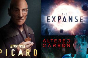 Séries TV février : Picard, The Expanse, Agents of Shield, Blacklist