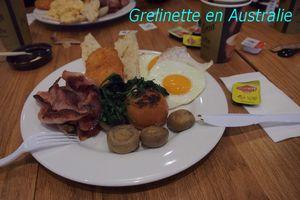 Voyage en Australie (4) : J'ai mangé quoi ?
