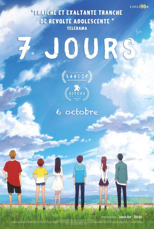 Les sorties du mercredi 6 octobre.