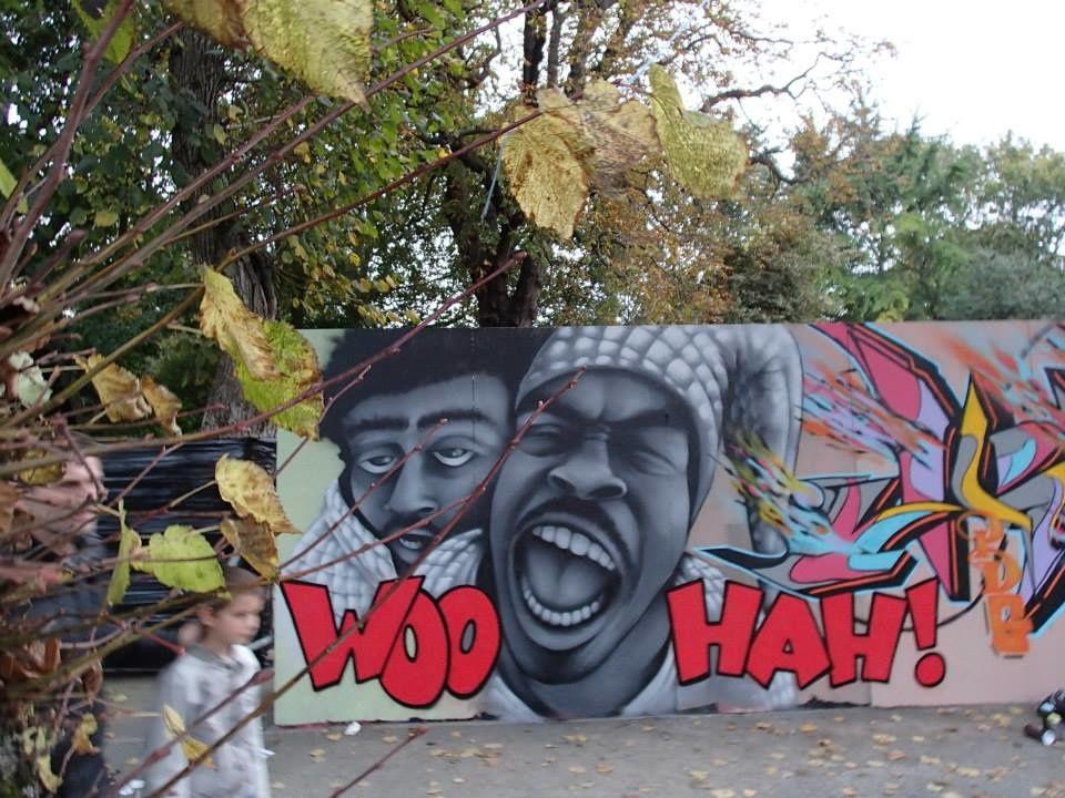 Festival 'Banc Public'. Saint Brieuc.  Photos 23,24 et 25 octobre 2014