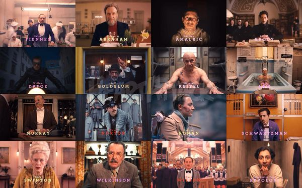 THE GRAND BUDAPEST HOTEL de Wes Anderson [critique]