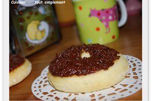 Donuts au Four ... Merci Khala!!!