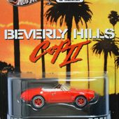 68 OLDS CUTLASS CONVERTIBLE BEVERLY COP 2 RETRO ENTERTAINMENT HOT WHEELS 1/64 - LE FLIC DE BEVERLY HILLS EDDIE MURPHY - car-collector.net