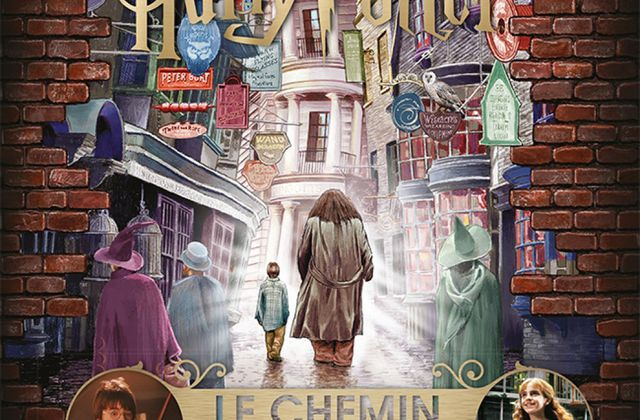 """Harry Potter - Le carnet magique: Le chemin de Traverse"""