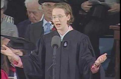 Harvard : pour la remise des diplômes, un discours de bienvenue… en latin