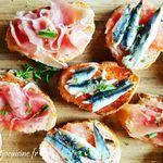 Pan con Tomate Tapas