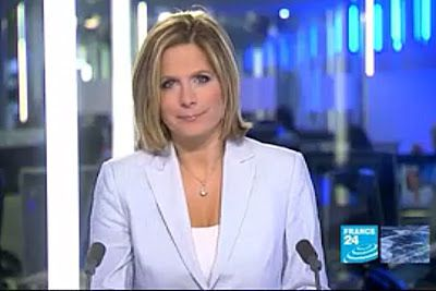 2011 11 19 @18H00 - SONIA PATRICELLI - FRANCE 24 - LE JOURNAL