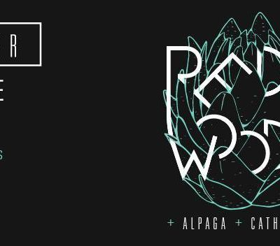 Alpaga + Cathedrale + Red Woods @ SDS (02/02/2016)