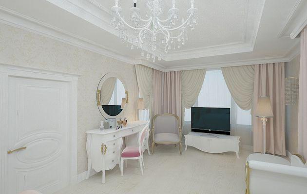 Amenajari interioare clasic modern - Design interior case clasice