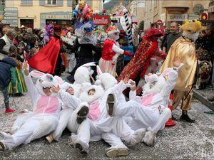 Au carnaval, toute bouffonnerie est bonne !