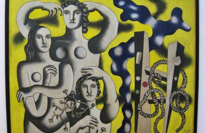 Fernand Léger, Composition aux trois figures