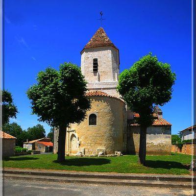 Eglise fortifiée de GUITINIERES