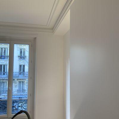 Rénovation appartement  à Paris 12 Octobre 2020