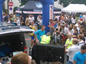GUY à HENDAYE lors de ses vacances...avec podium au finish
