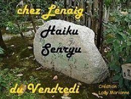 HAIKU-SENRYU - CHEZ LENAIG- SEPTEMBRE et MOTS