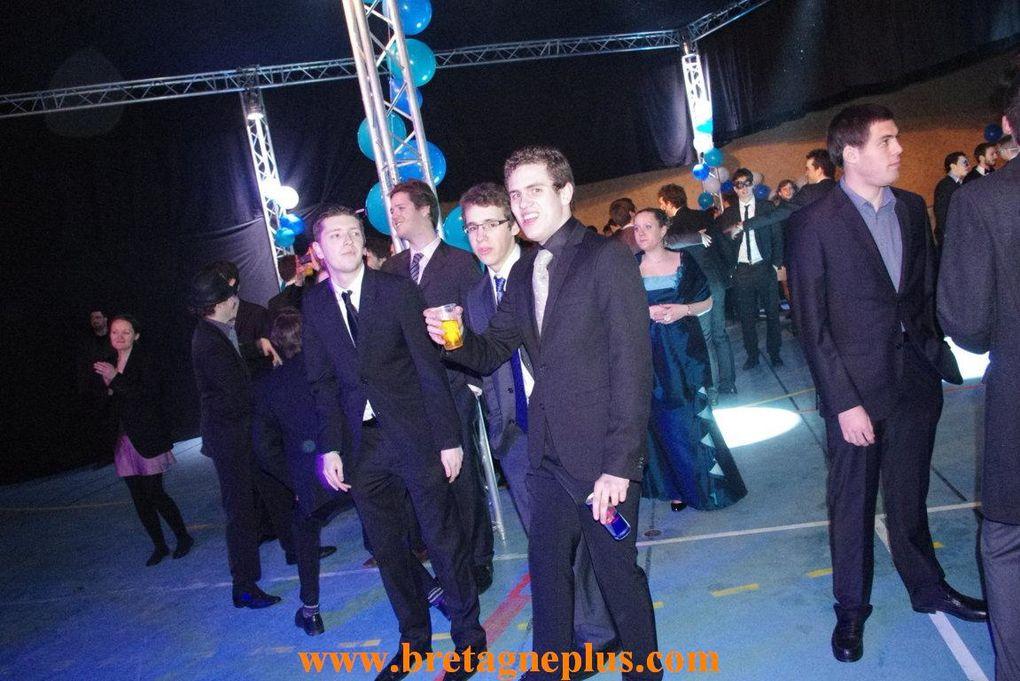 Ce samedi 16 février, les étudiants de  l' ECAM de Rennes, organisaient leur 21ème gala.
