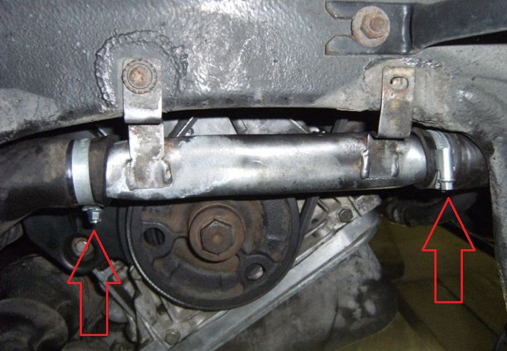 Vidange liquide moteur Peugeot XU