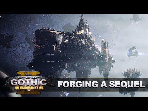 ACTUALITE : Nouvelle vidéo pour #BattlefleetGothicArmada2