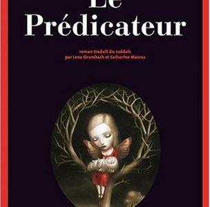 """""""Le prédicateur"""" de Camilla Lackberg"""