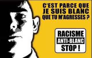 """""""Racisme anti-Blancs"""" : l'effet boomrang"""
