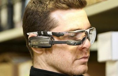 VUZIX M100 Smart Glasses : the Google glass competitor