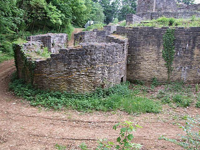Diaporama château de Dudelange