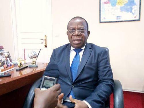 Modeste Bahati Lukwebo, autorité morale de la plateforme Alliance des forces démocratiques du Congo et Alliés (AFDC-A). Radio Okapi/Ph. Jean Didier Ogobani.