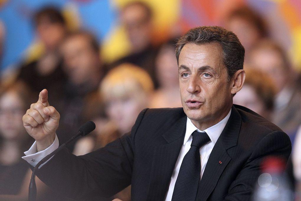 Comment fonctionne l'orchestre de Nicolas Sarkozy