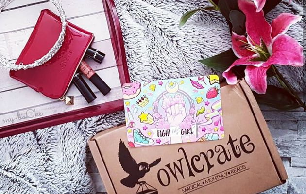 Unboxing OwlCrate (n°10)