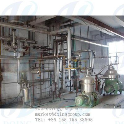small scale cooking oil refinery becomes more and more popular