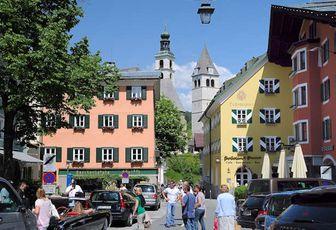 Kitzbühel: il Tirolo d'autore
