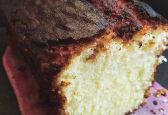 QUATRE QUARTS AU CITRON / Dessert du jour