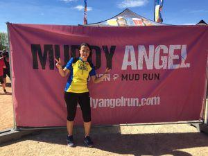 MUDDY ANGEL RUN....UNE BONNE RAISON DE COURIR