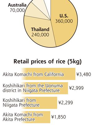 Not enough domestic rice?