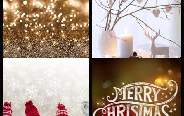 Anahata vous souhaite un Joyeux Noël