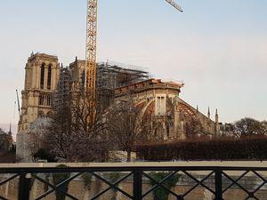 Traversée de Paris hivernale 2020
