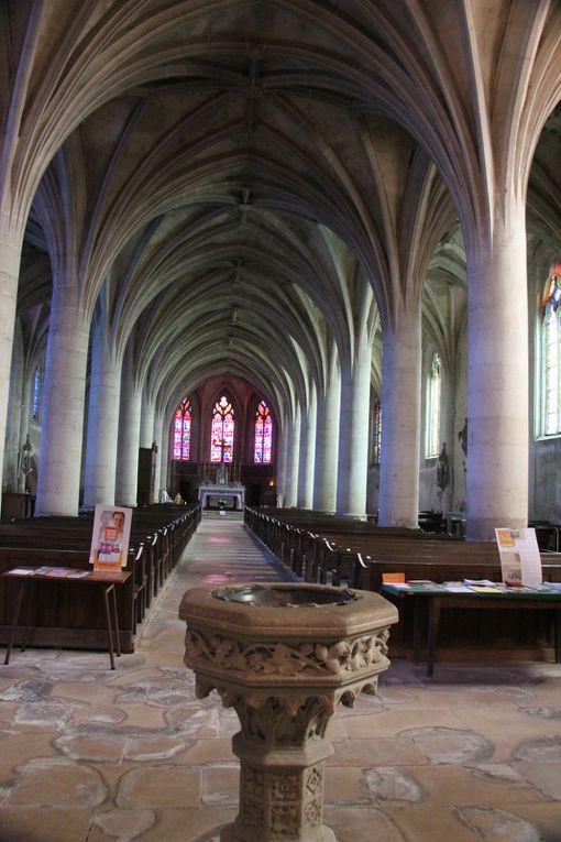Sortie en Lorraine 4.Haute-Seille; Varangéville ; Saint Nicolas du Port