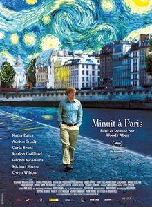 Midnight in Paris : Itinéraire d'un écrivain paumé