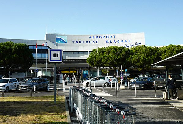 aeroport de toulouse blagnac lfbo