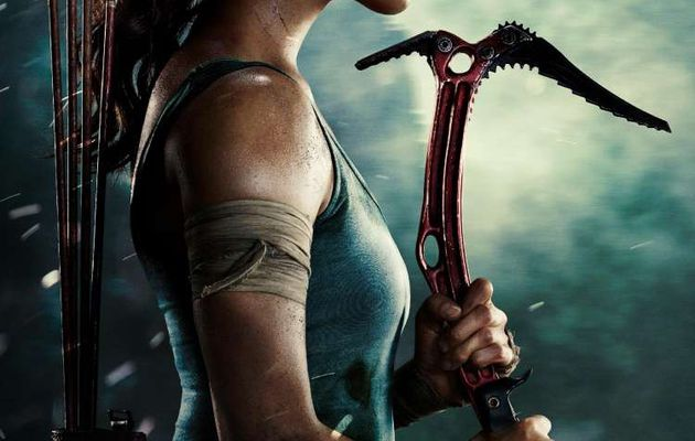 TOMB RAIDER de Roar Uthaug [critique]