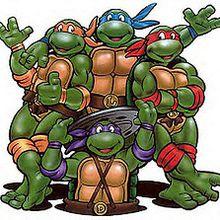 Quienes son las Tortugas ninjas