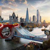 Cinéma télépathique, autoroutes sous-marines... Le monde de 2069 selon Samsung