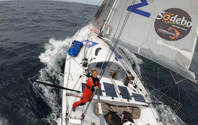 Vendée Globe - Du Cap Horn au Sables d'Olonne