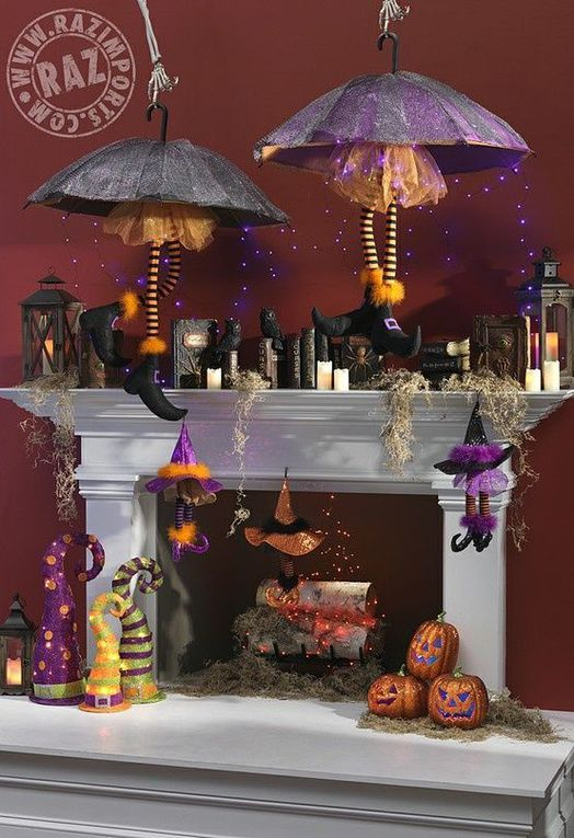 Halloween : Comment décorer mon salon ?