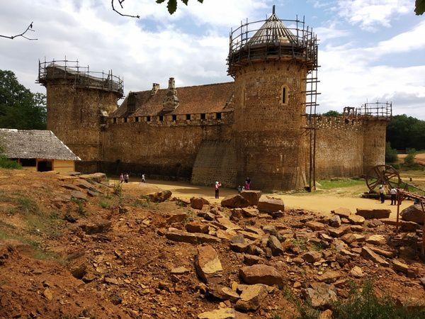 Château de Guédelon - Bourgogne - France - tous droits réservés @ Tests et Bons Plans
