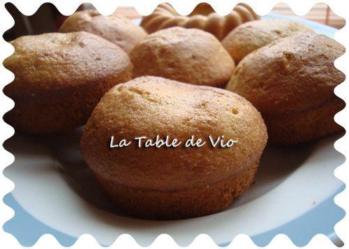 Cake moelleux vanille mascarpone