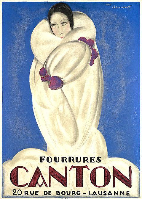 PUBLICITES :  LES  GRANDS  NOMS  DE  L'AFFICHE :    Charles  LOUPOT.